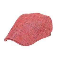 [플릭앤플록]IMH34.쿨터치 멜란지 헌팅캡 남성 모자