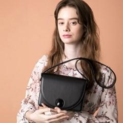 ISLE MINI Flap Bag Matte Black