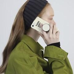 Etoile Phone Case + Finger Holder (Butter)