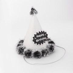 트윙클 생일축하 꼬깔모자/ 파티용 생일모자