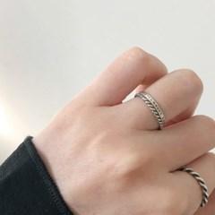 [92.5 silver] L0ve ring