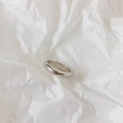 [92.5 silver] Engage ring