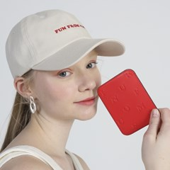 Signature Card Holder_Red