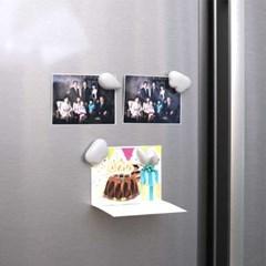 구름모양 냉장고자석 귀여운 인테리어자석 6p_(24899)