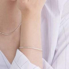 [매디]오프화이트 Bar Bracelet