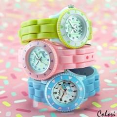 [컬러리] 어린이시계 패션시계 네델란드 수입정품