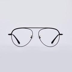 GARY grey 안경테 전문점 제작 큰 쇠테 빈티지 알_(1970040)