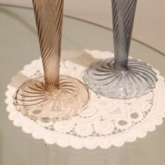 컵받침 테이블 매트 러너