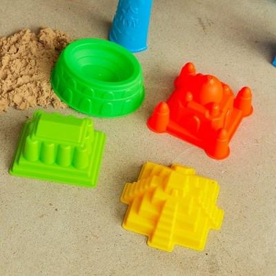 [따블리에] 고대건축물 모래놀이 찍기 틀