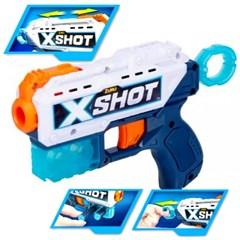 X-SHOT 엑셀 진동건 스폰지 총알