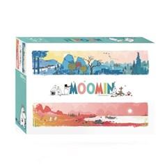 직소퍼즐 500조각 무민 집으로 MNA05-503(액자포함)