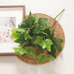 7대잎아이비 40cm 조화 식물 장식 그린 인테리어 FAIBFT