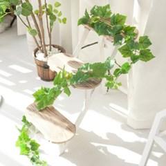 디럭스 넝쿨 포도잎 180cm 조화 장식 그린 인테리어 FAIBFT