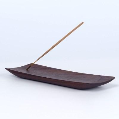 월넛 인센스 홀더 Gondola