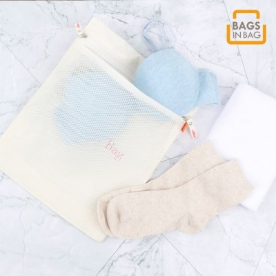 세탁물 파우치 보관함 BAC-LBNC 세탁가방 의류파우치