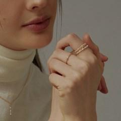 [매디]플로우 Shimmer Pearl Ring