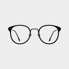LOWELL grey-black 안경테 둥근얼굴형 안경점_(1974082)