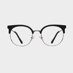 DOT silver-black 안경테 세련된 다촛점 변색_(1974062)