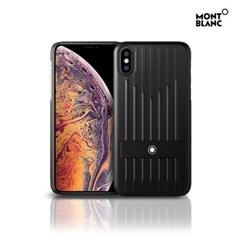 몽블랑 아이폰XS 사토리얼 하드 핸드폰케이스_(3399402)