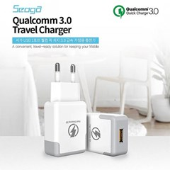 [S] 서가 퀄컴 QC3.0 급속충전기