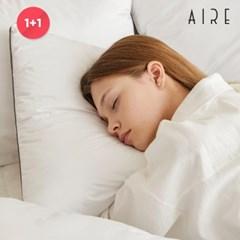 [1+1] 빨아쓰는 꿀잠 푹신 베개(50x70)