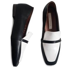 kami et muse Slim top band fancy loafers_KM19w353