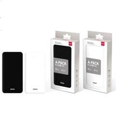 코끼리 보조배터리 A팩 플러스유 10000mAh USB타입 KP-LT100U2