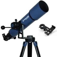 미드 STARPRO AZ 102 굴절식 천체망원경(스마트폰 아답덥터 포함)