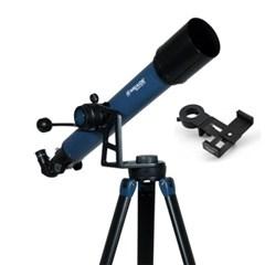 미드 STARPRO AZ 70 굴절식 천체망원경(스마트폰 아답터 포함)