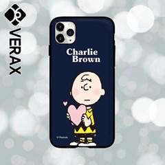 아이폰6S 스누피 카드 범퍼 하드 케이스 KP019_(2552946)