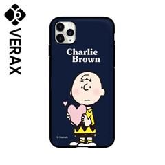 아이폰11프로 스누피 카드 범퍼 하드 케이스 KP019_(2552799)