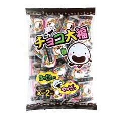 초콜릿맛 마시멜로우 대복 1봉 5gx32개입 초코대복_(38896)