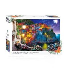 [액자포함]직소퍼즐 500조각 친퀘테레 TA05-1011