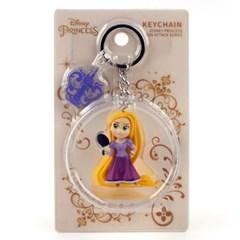 [비스트킹덤] 디즈니 프린세스 라푼젤 키체인 미니에그어택 열쇠고리