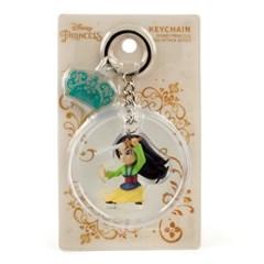 [비스트킹덤] 디즈니 프린세스 뮬란 키체인 미니에그어택 열쇠고리