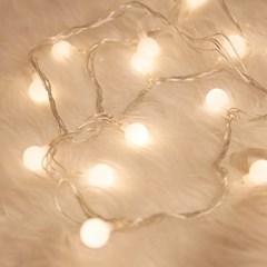 [데코봉봉]LED 앵두 전구(50구-콘센트형)