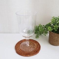 파티 테이블 꾸미기 와인잔(2개)