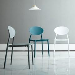 씨에스리빙 프라템 대쉬체어 카페 플라스틱 인테리어 의자