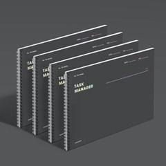 [모트모트] 태스크 매니저 16WEEKS - 다크호스 4EA