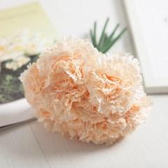홀리 카네이션 번들(9개입) 24cm  조화 꽃 어버이날 감사 선물 꽃다
