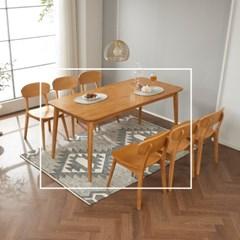 랠리 6인 식탁 테이블_(2548082)