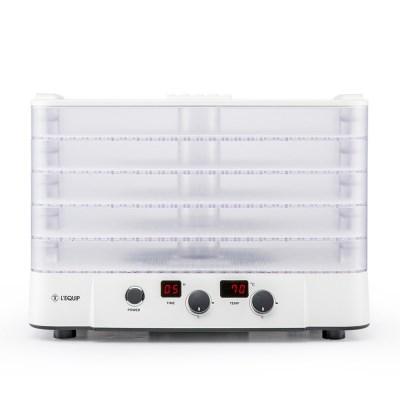리큅 투명 하이 5단 식품건조기 LD-109 T50W -_(855165)
