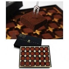 화이트데이♥ 수제 초콜릿 리카 초코스노우 24구 선물세트
