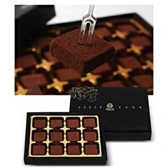 화이트데이♥ 수제 초콜릿 리카 초코스노우 12구 선물세트
