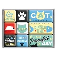 노스텔직아트[83109] Cat Lifestyle