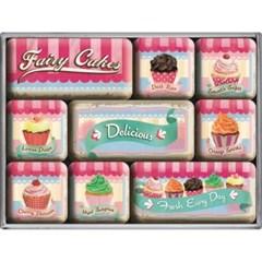노스텔직아트[83055] Fairy Cakes - Delicious