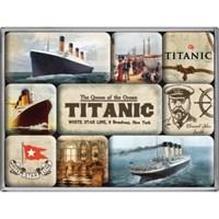노스텔직아트[83027] Titanic