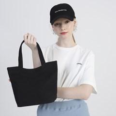 Wave Canvas Mini Bag_ Black