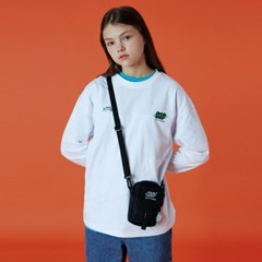 Double label point long sleeve-white_(1488248)