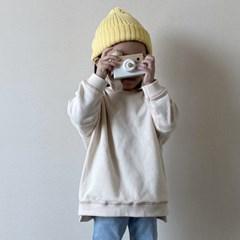 폴) 클릭 아동 맨투맨
